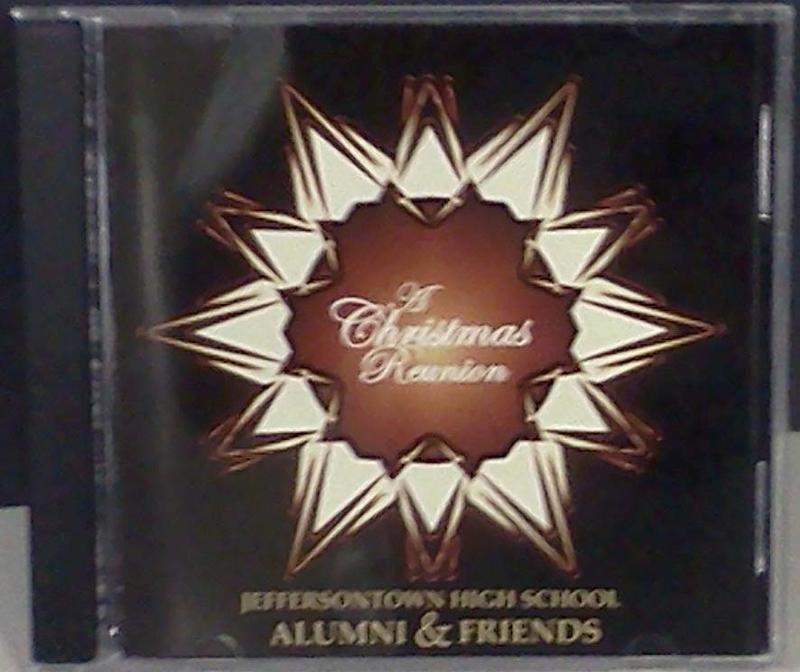 JHS Alumni Christmas CD