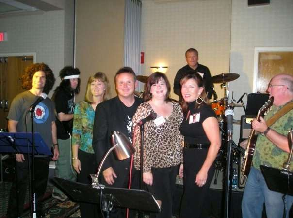 Class of 1979 30 year Reunion - Band