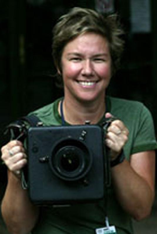 Photographer Karen Ballard - JHS 2012 Hall of Fame