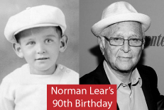 Norman Lear 90 Years in 90 Seconds Birthday