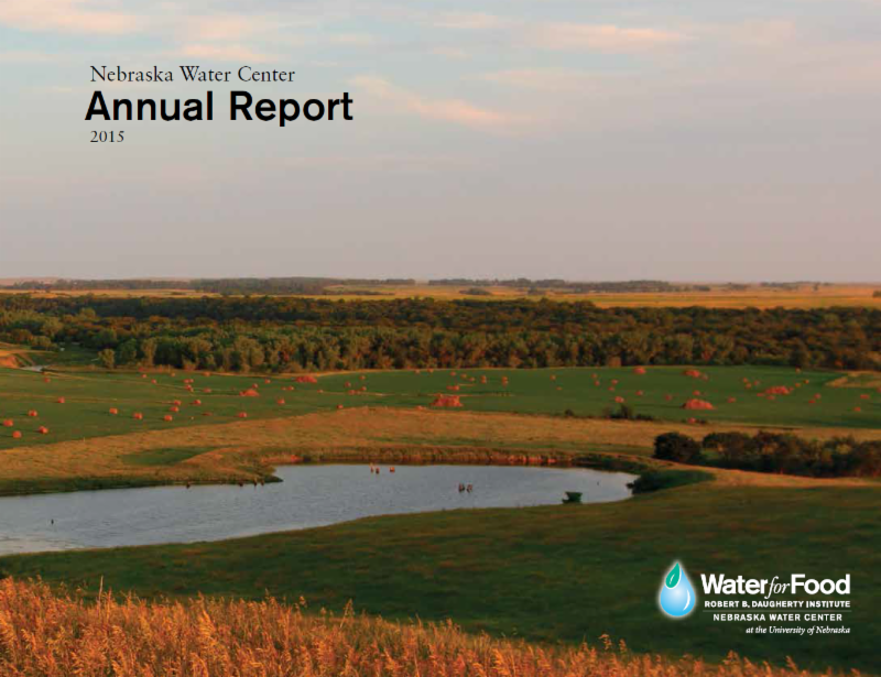 NWC 2015 Annual Report Cover