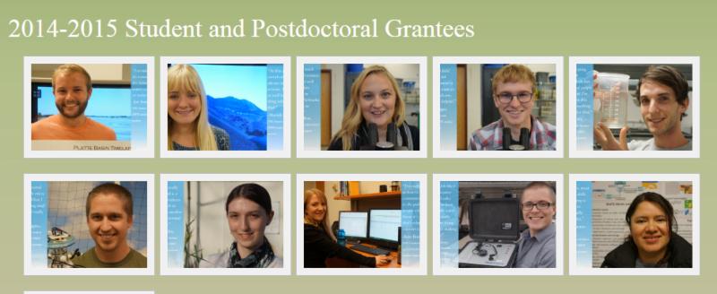 student profiles 2015
