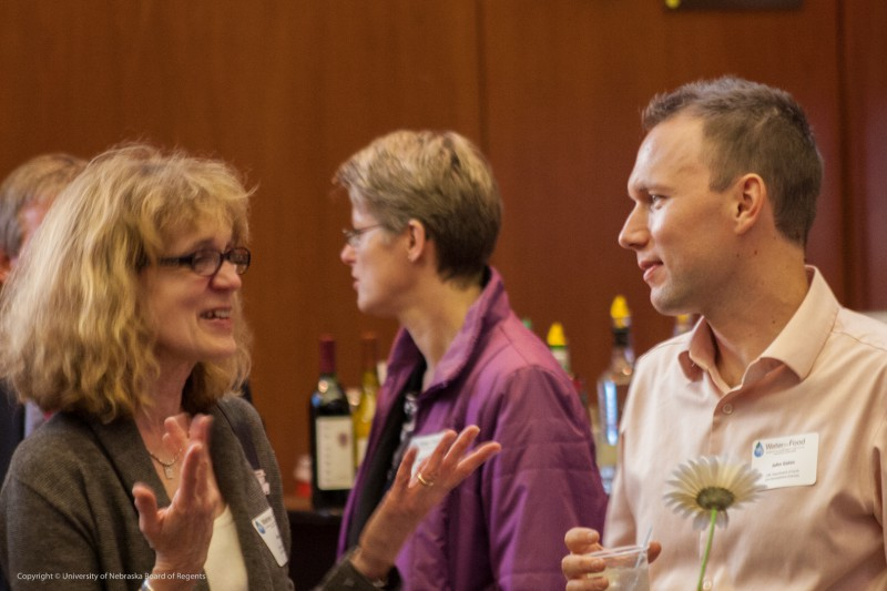 Transdisciplinary Conversation, Sheri Fritz and John Gates