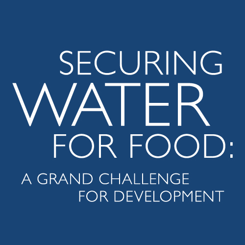 Securing Water for Food Challenge graphic