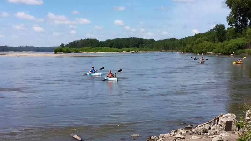LPRCA kayak tour