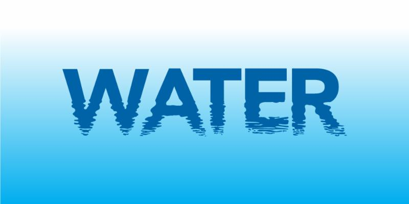 Kaneko WATER exhibit logo
