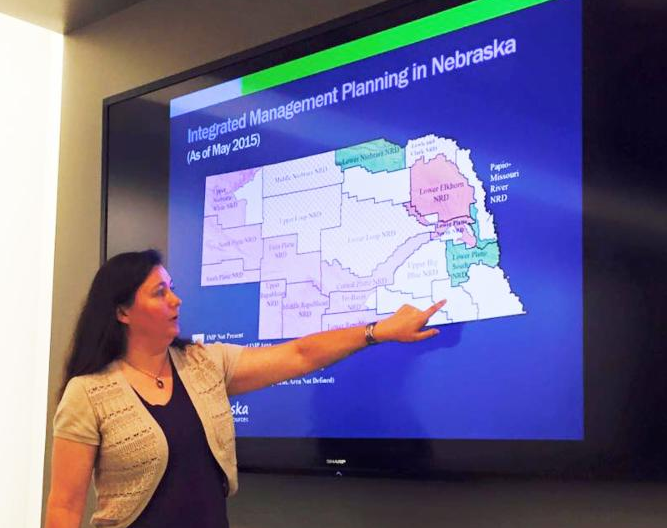 Nebraska DNR Presenation June 11, 2015