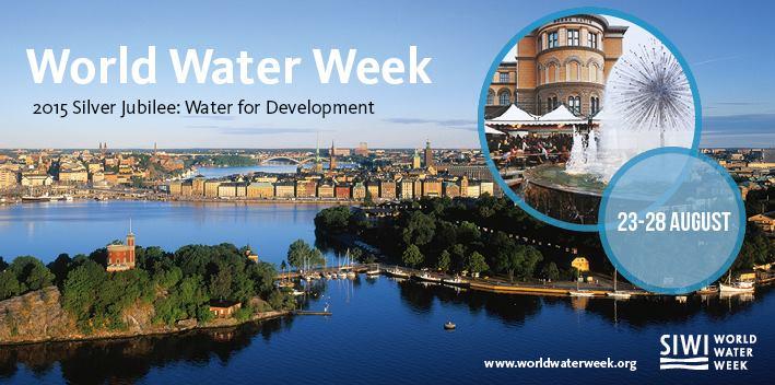 World Water Week 2015