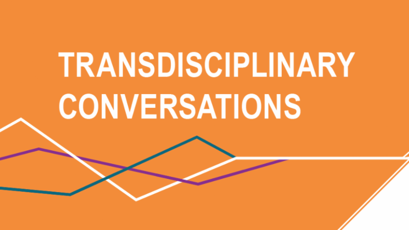 Transdisciplinary Conversations graphic