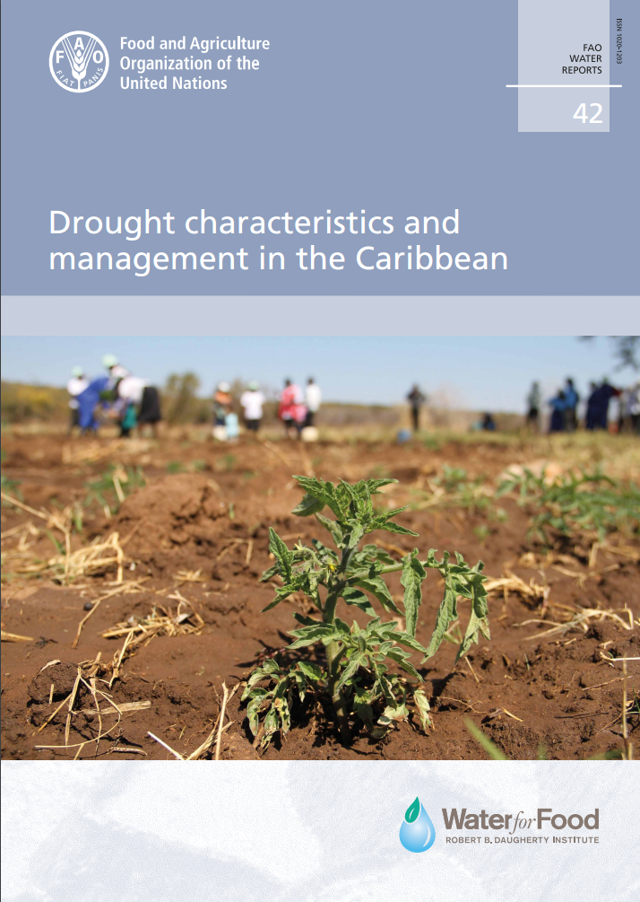 FAO-WFI Report on Caribbean Drought, June 2016