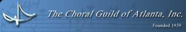 choral guild logo