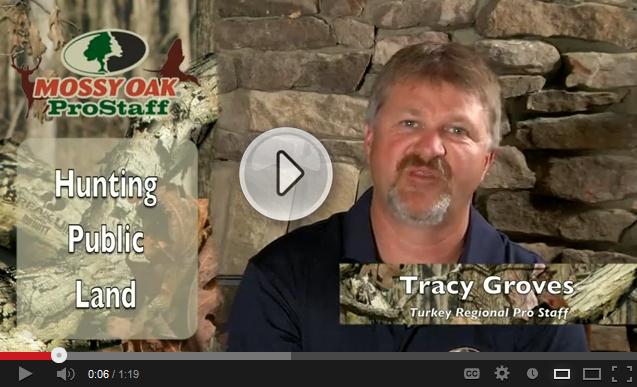 Tracy Groves-Hunting Turkeys on Public Land