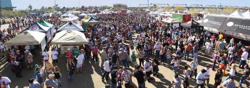 Beerfest panorama