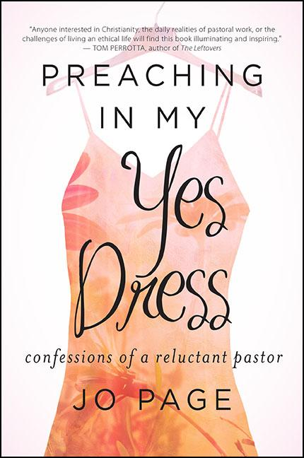 Preaching in My Yes Dress
