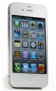 White iPhone4S