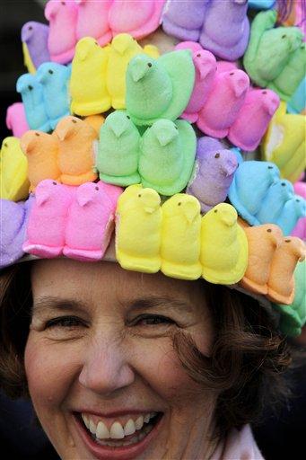 Peeps Hat