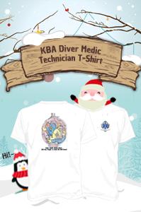 KBA Diver Medic Technician T-shirt