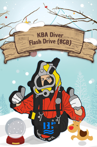KBA Diver Thumbdrive
