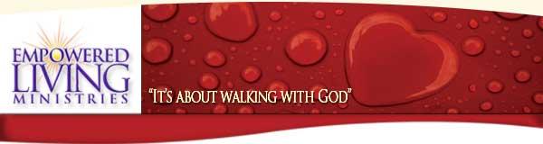 Walk With God!
