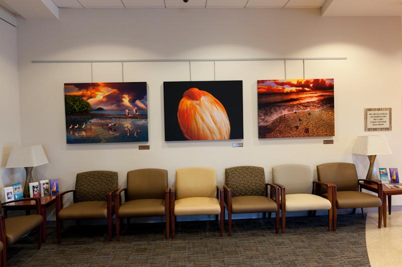 Lynn Cancer Institute Waiting Areas