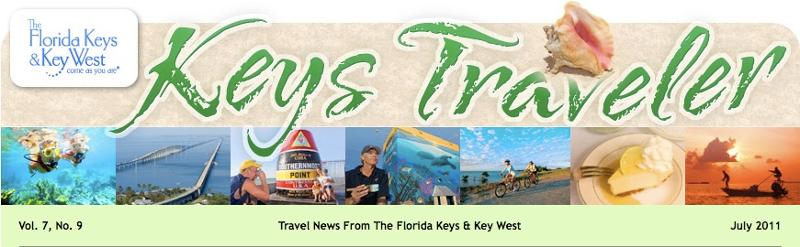 Keys Traveler newsletter