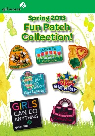 2013 Spring Fun Patch cover