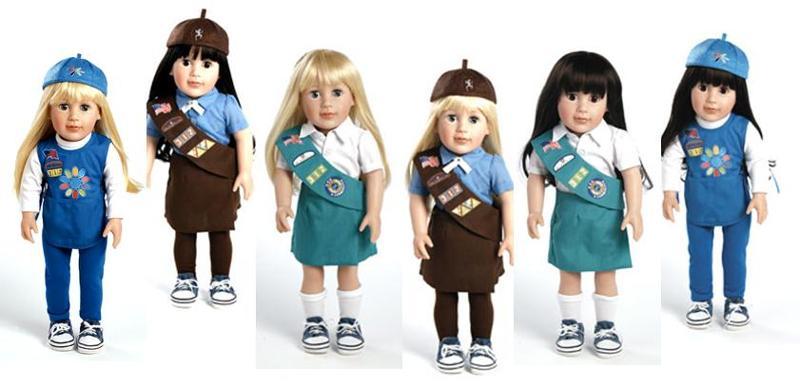6 Adora Dolls