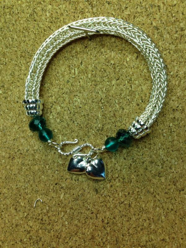 Handwoven Non Tarnish Sterling Bracelets And Thick Leather Bangles By Miami Fl Jeweler Christine Witt
