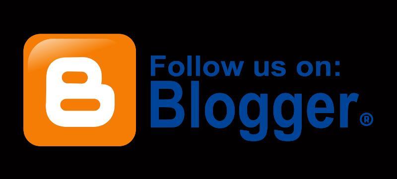 Follow us on Blogspot
