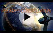Pleiades Constellation Video