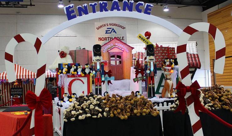 EA 2012 Entrance