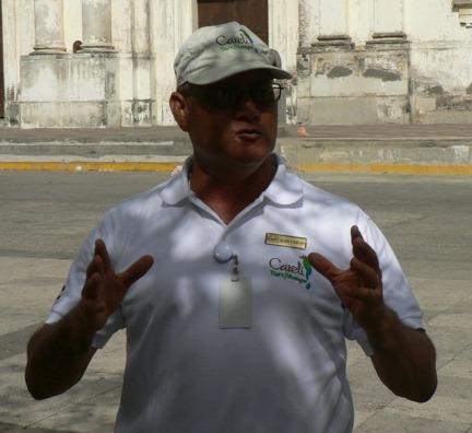 Juan Carlos LC Trek
