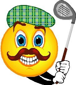 golf fella