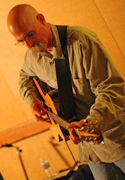 Dorian Michael - Acoustic Guitar