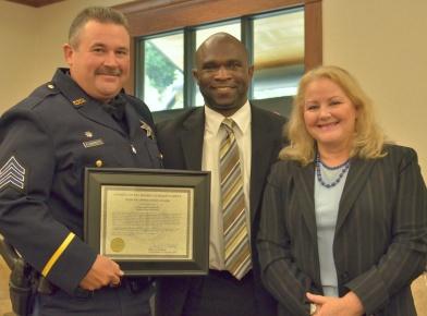 2011 Officer Recognition Awards