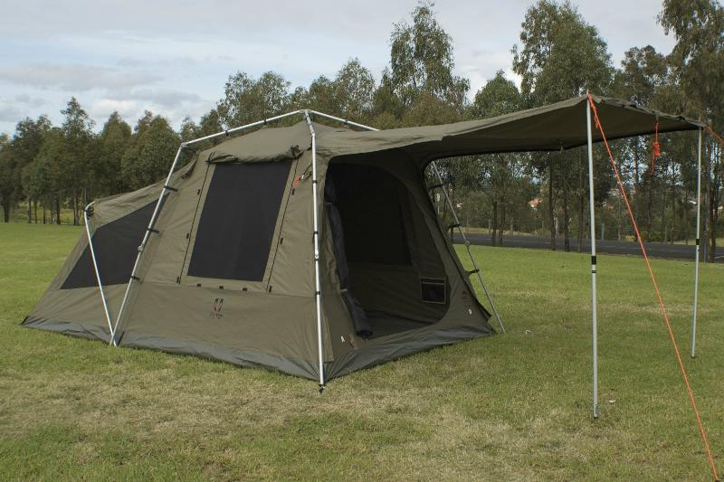 Jet Tent F30X & Product Newsletter from OzTent USA