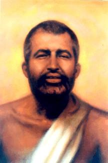 Ramakrishna Painting