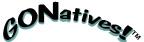 GONatives!logo TRADEMARKED