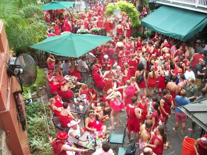 Red Dress 2011