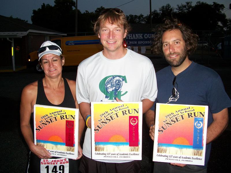 3 Winners St John's