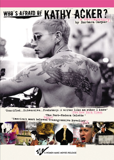 WHO_S AFRAID OF KATHY ACKER