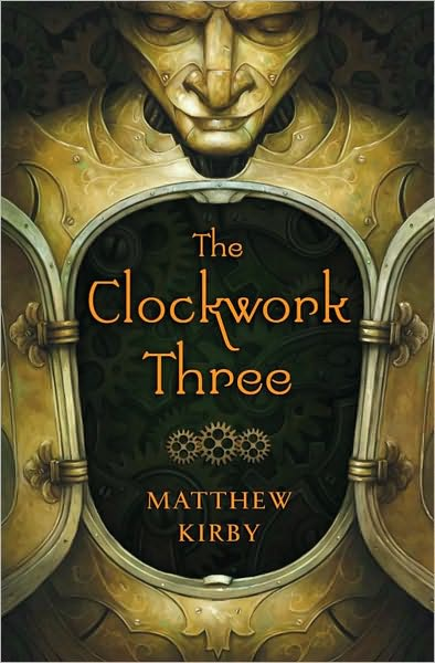 Clockwork Three