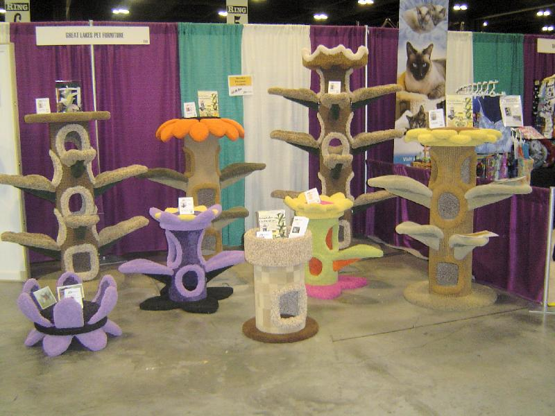 Newsletter from great lakes cat furniture - Garden state exhibit center somerset nj ...