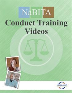Conduct training videos