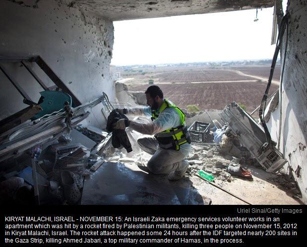 Rocket fire on Israel_11.15.12