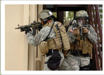 martial law in US