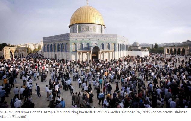 Temple mount_jordan claims