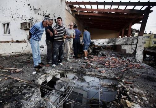 Israel under attack_5
