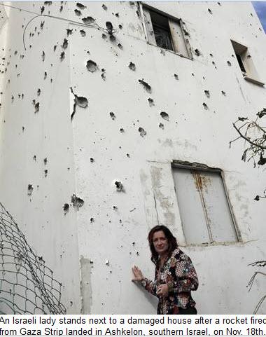 Israel under attack_1