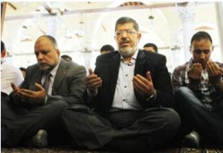 Morsi prays for Jews destruction
